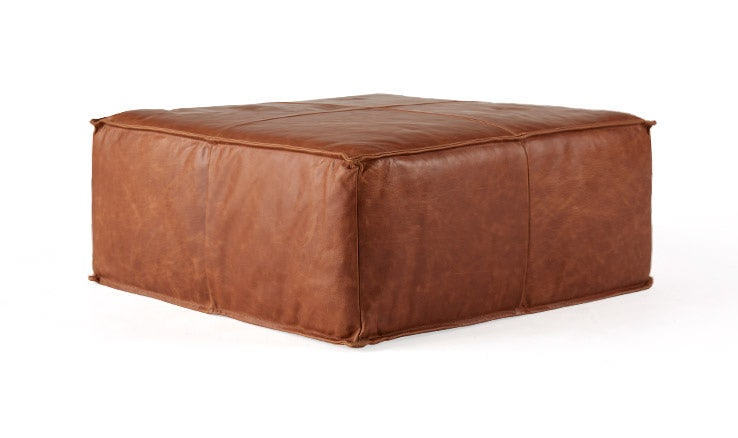 gallery lyle ottoman leather